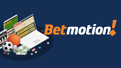 Betmotion login
